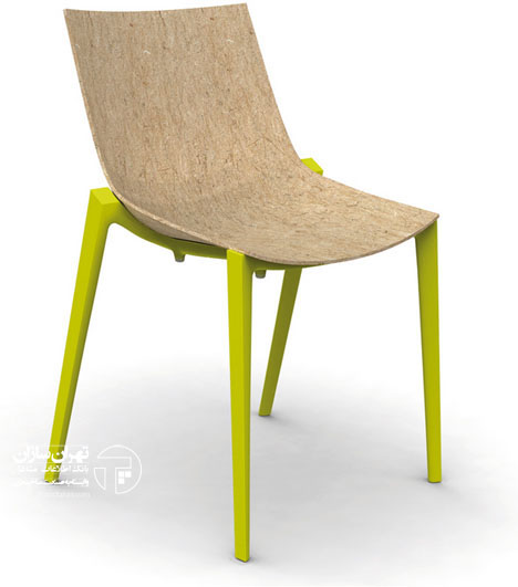 liquid-wooden-plasticized-chair